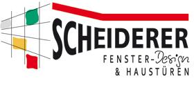Fensterbau Scheiderer GmbH